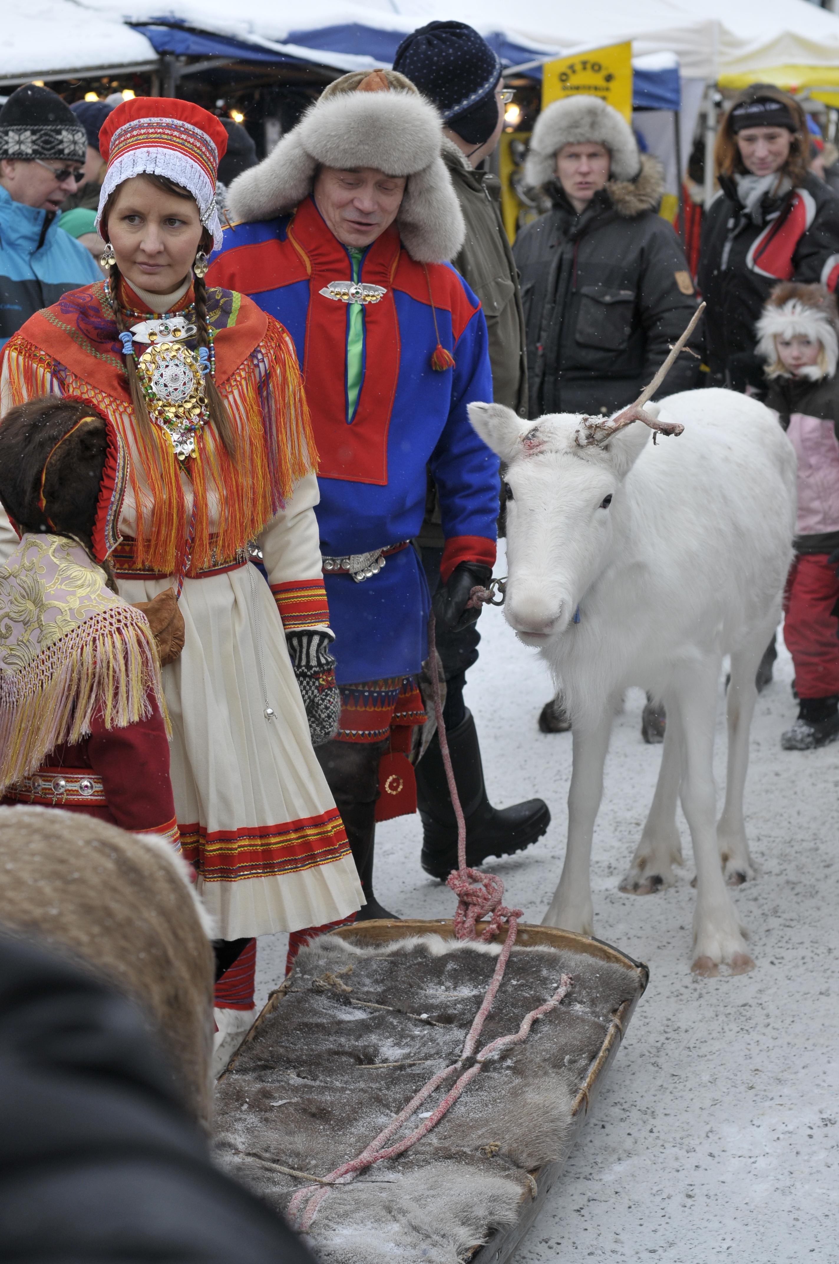 Jokkmokks Marknad Och Icehotel Jukkasj U00e4rvi