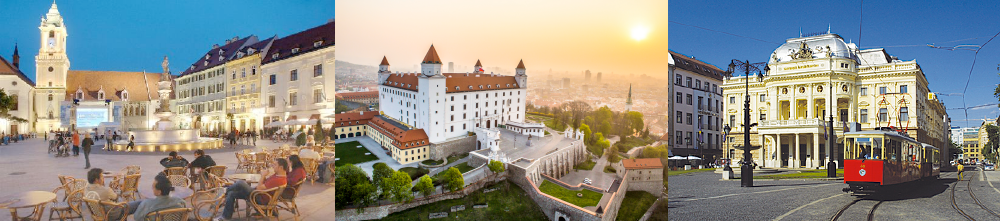 Resor till Bratislava